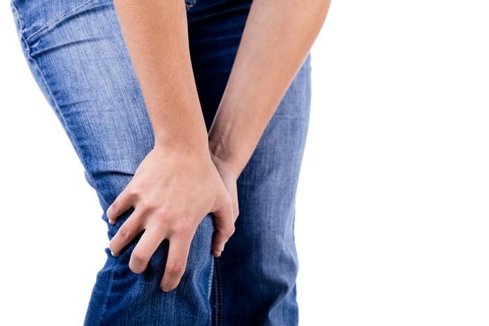 טיפול טבעי בכאבי ברכיים
