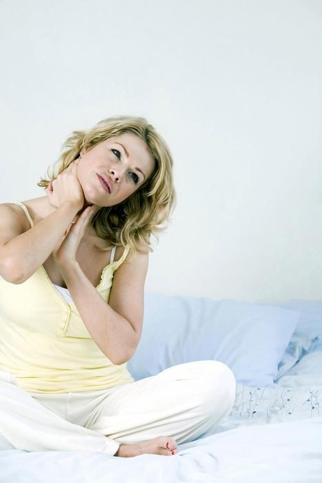 טיפול טבעי בכאבי צוואר